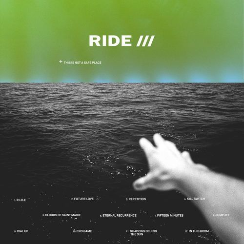 RIDE. THIS IS NOT A SAFE PLACE